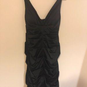 Xscape Black Formal Dress